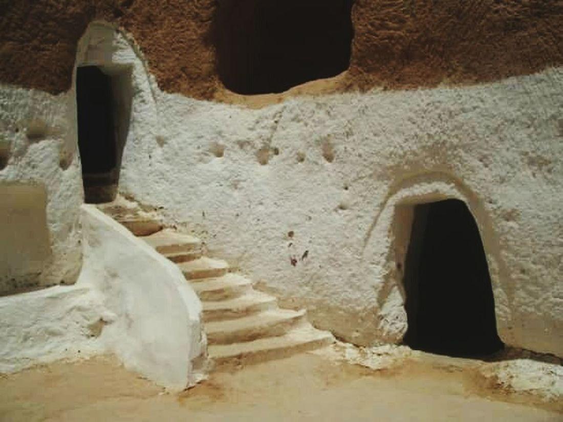 Casas Tunez Cuevas Calor
