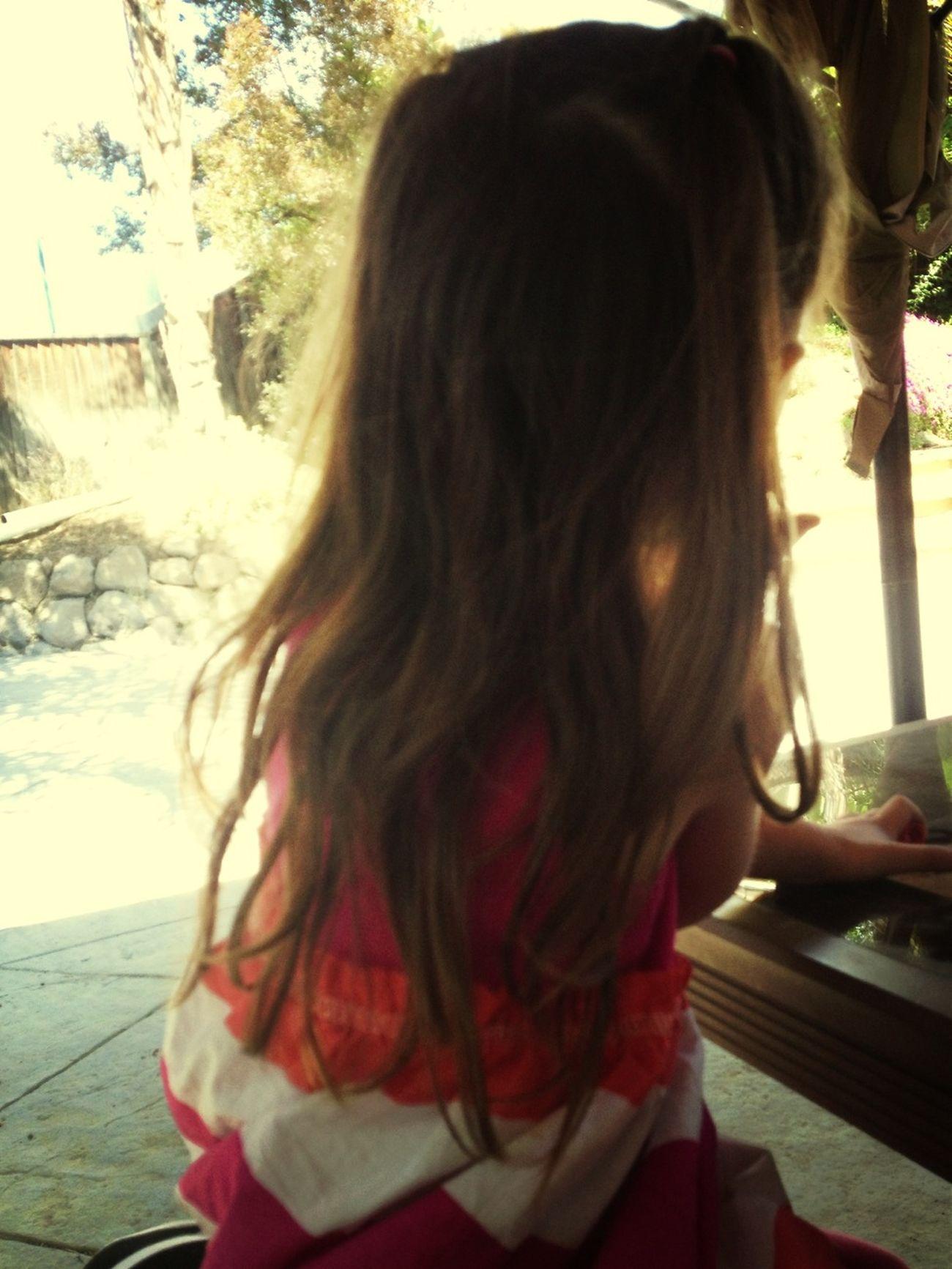Rapunzel Let Down Your Hair