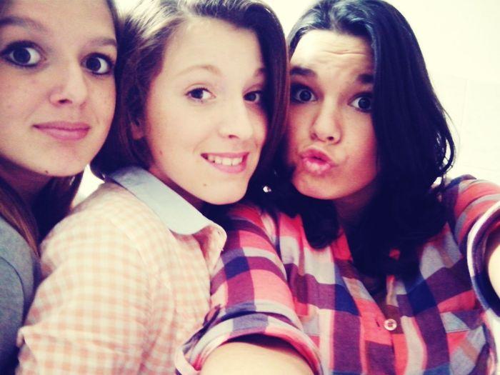 My Love ♡ In School Freedom Bestfriends <3