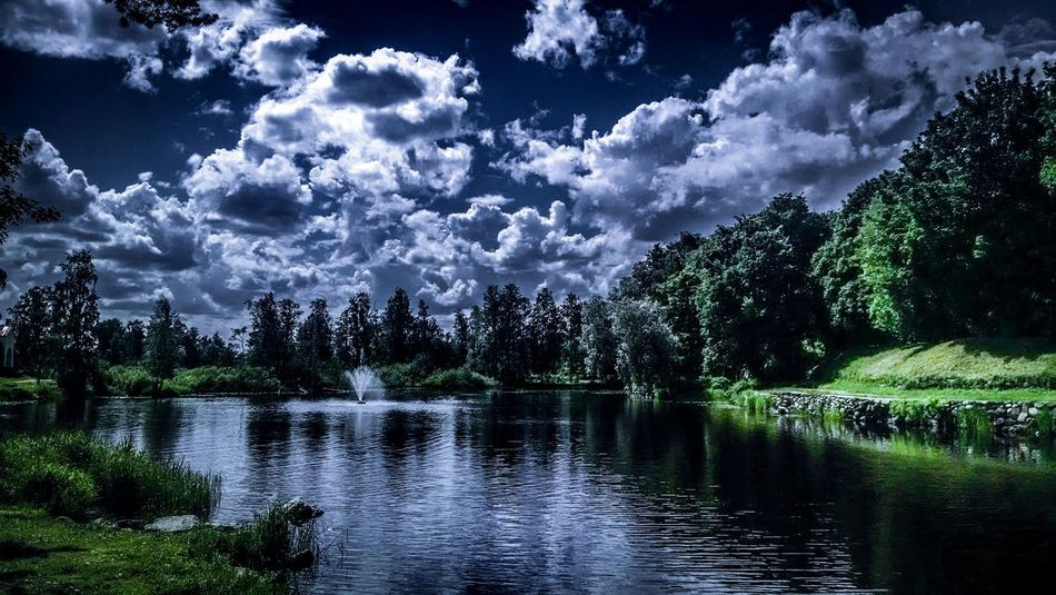 Today Nature Sky Summer Clouds And Sky Landscape Daylight