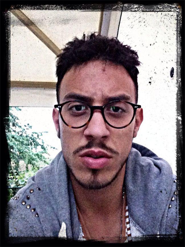 That's Me Hi! Glasses Barish