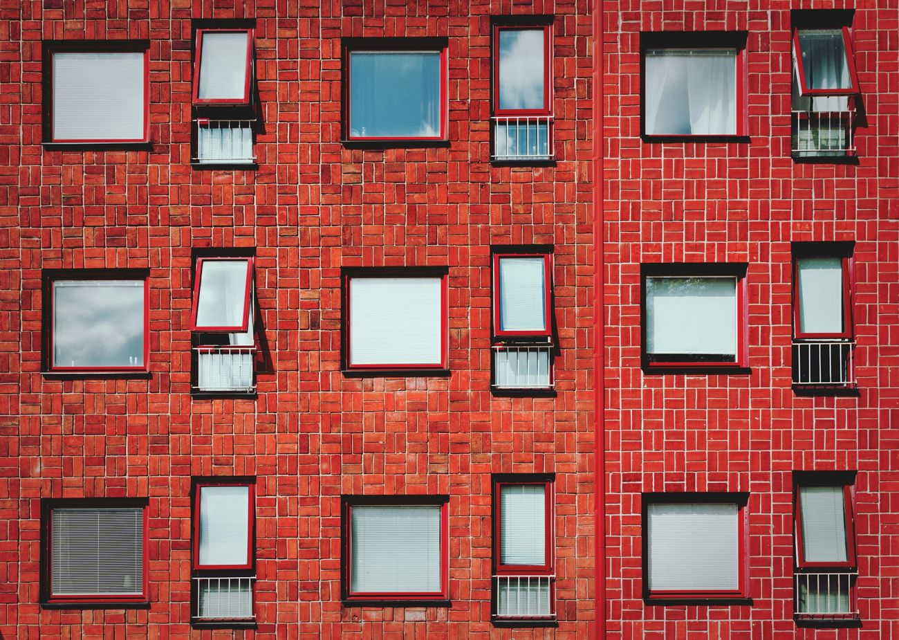 Beautiful stock photos of pattern, Architecture, Brick, Building Exterior, Built Structure