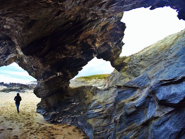 Life Is A Beach Caves