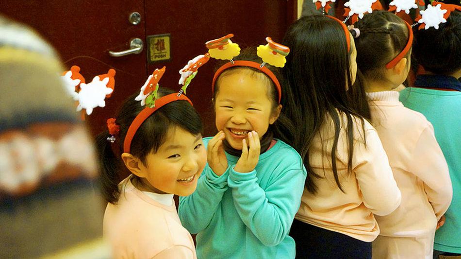 Girs Choir  Kids ChristmChristmas