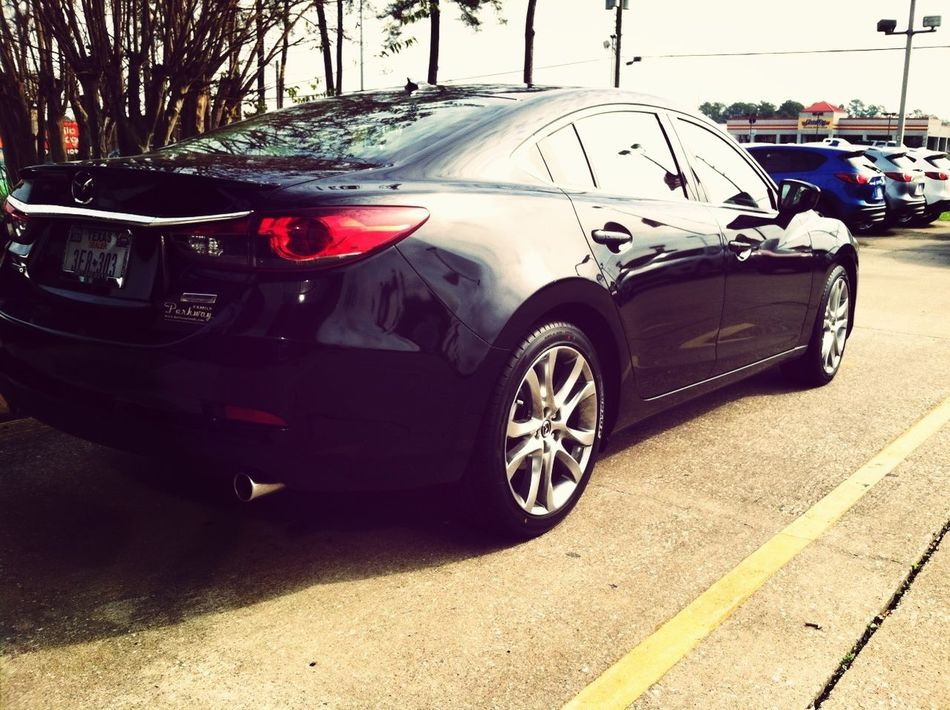 New 2014 Mazda 6 Grand Touring! Beautiful and economical. Ask for Jeff! #mazda #parkwayfamilymazda