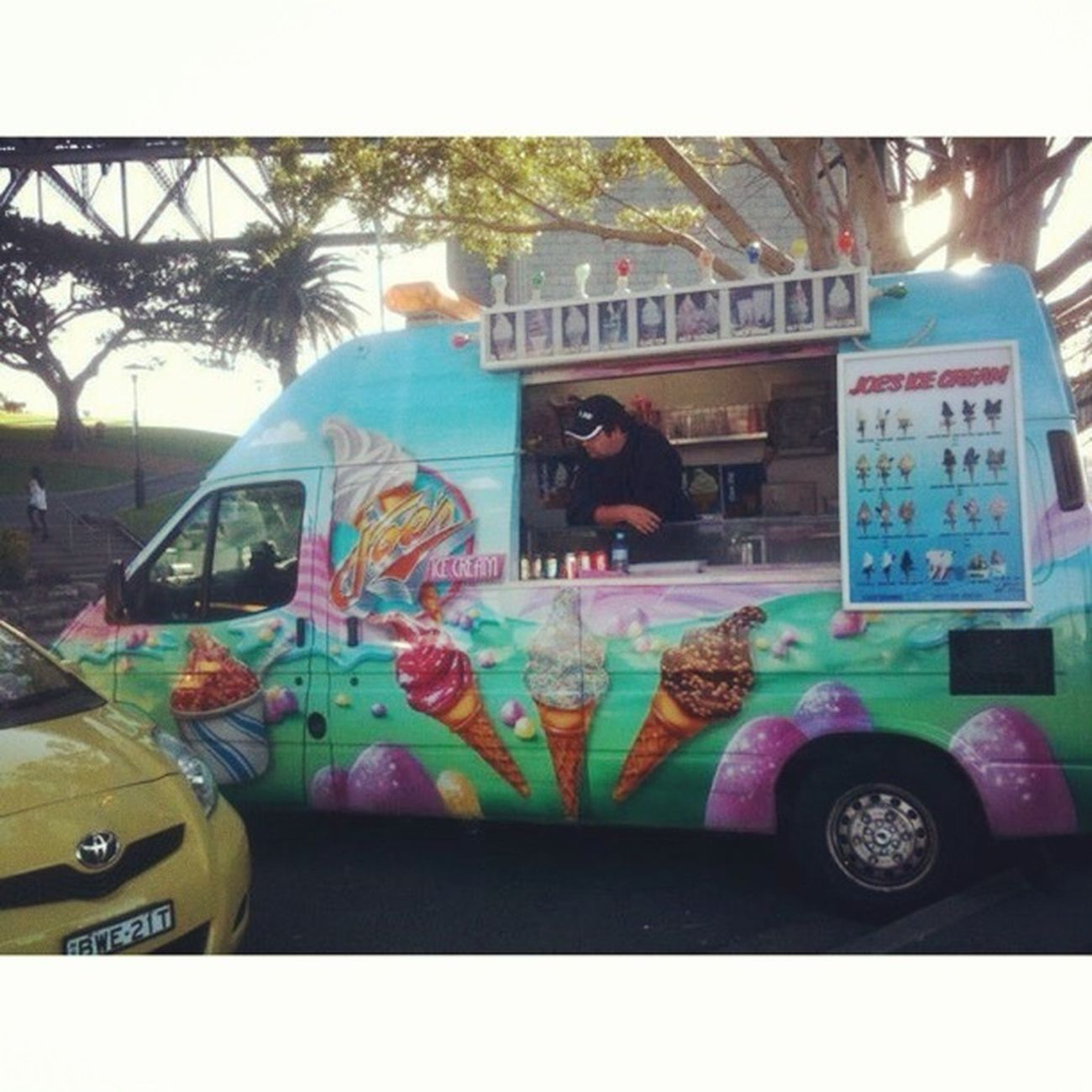 Sights of icecream trucks around BF, (or at least qc) would be a dream come true :/ Yay Lovely Surprise  Icecream Truck!
