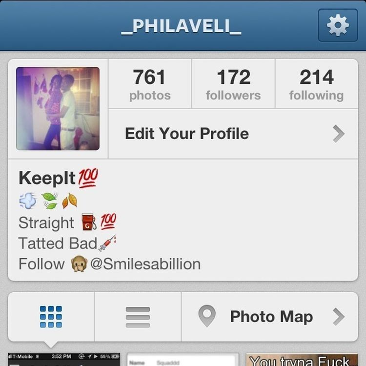 Go Follow My Instagram @_Philaveli_ , Hit The Follow Button A$aP Woah!! ,