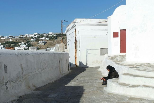 In Mykonos, Greece Taking Photos Streetphotography Growing Better Eye4photography  Exploring New Ground