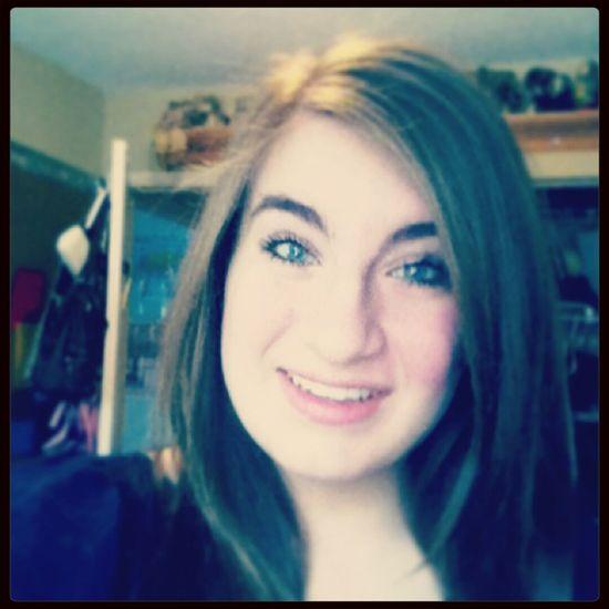 :) That's Me Hi! Blue Eyes Love It