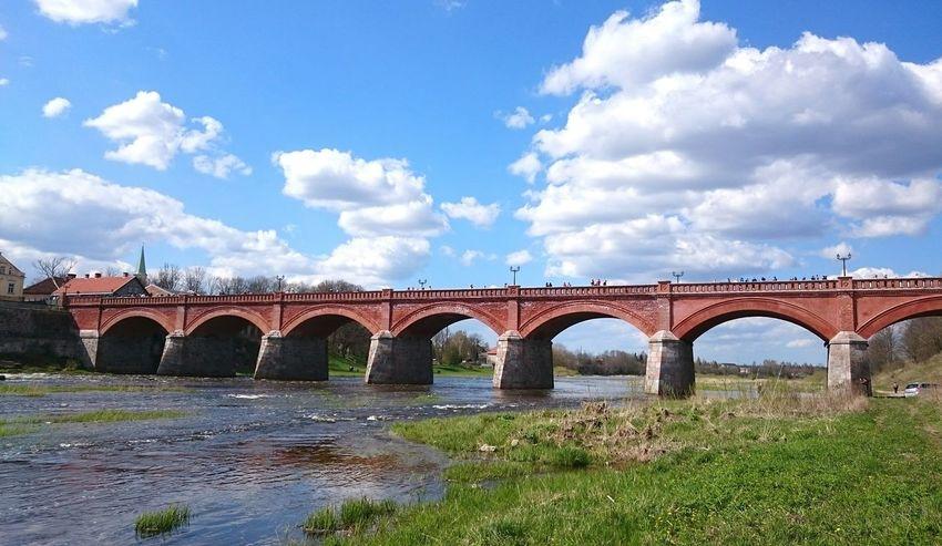 Latvia Kuldiga Bridge River First Eyeem Photo