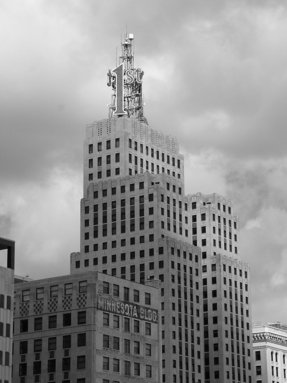 architecture, building exterior, skyscraper, built structure, tower, sky, cloud - sky, city, modern, low angle view, downtown district, travel destinations, no people, day, outdoors, cityscape