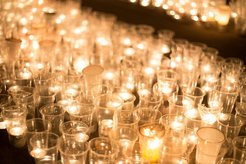 свеча свечапамяти 9мая ДеньПобеды якутсквечерний Россия