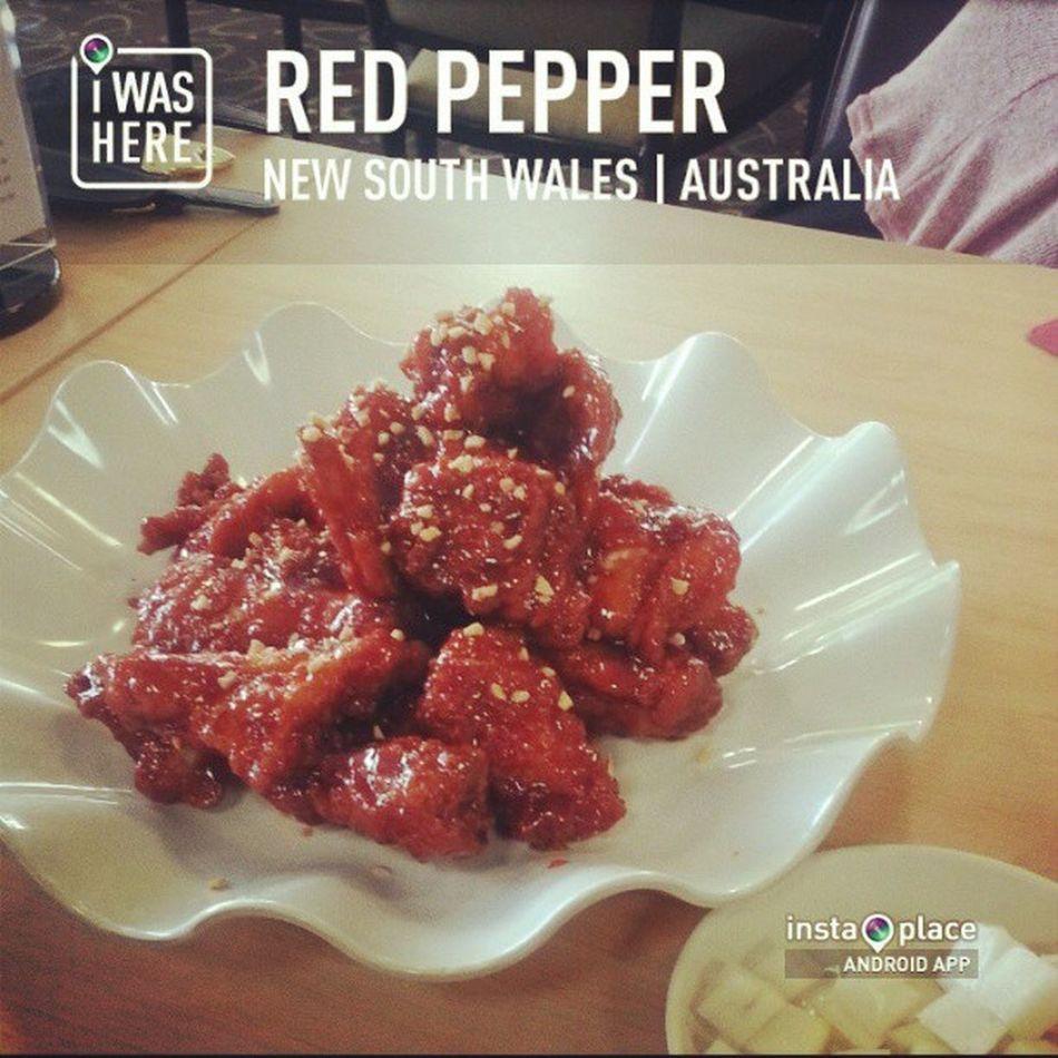 Korean fried chicken♥♥♥