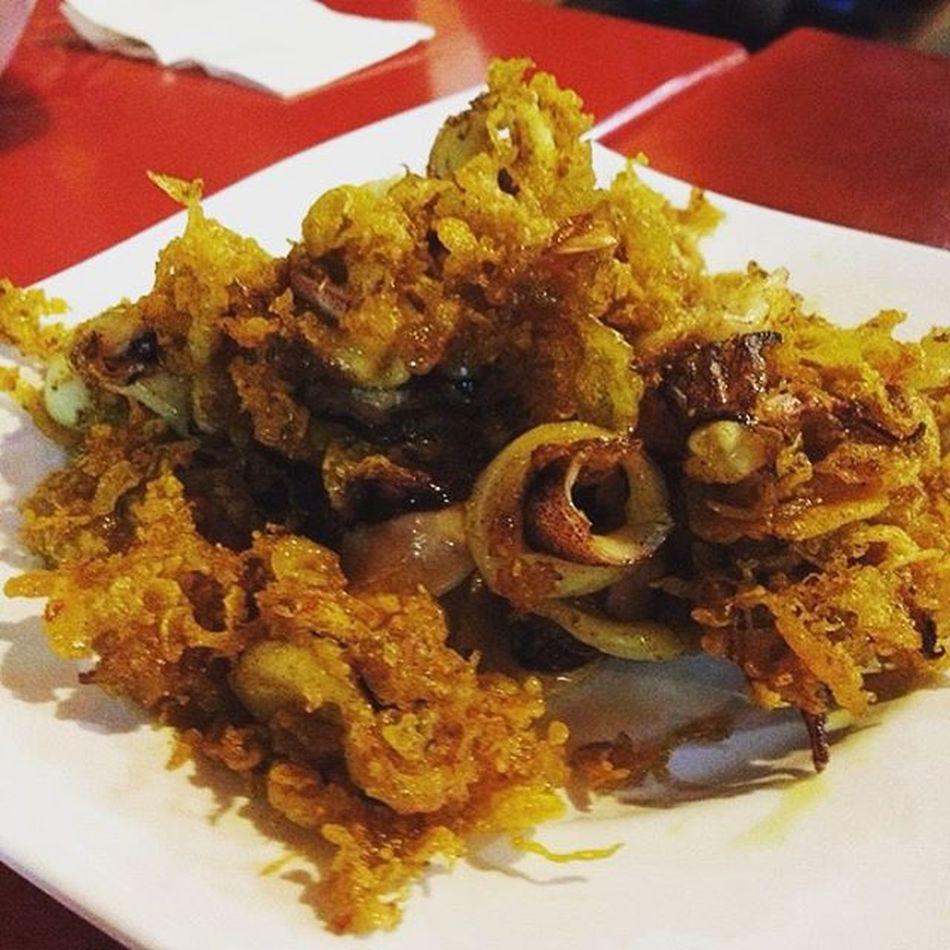 Sotongmasaktepung Foodporn Food Foodphotography Asian  Asiancuisine ASIA