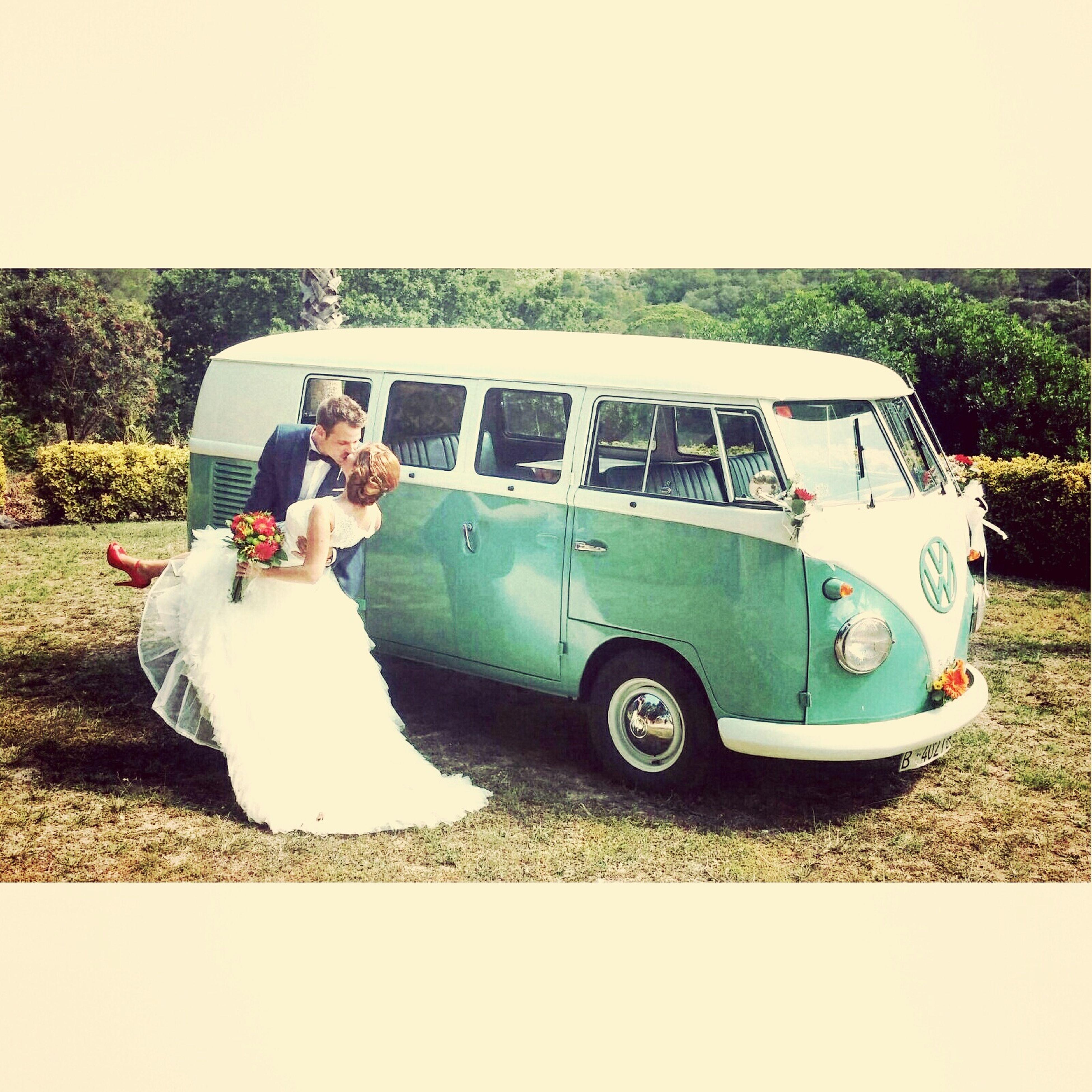 Justmarried Volkswagen Vwt1 Love Kiss Besotango Followme