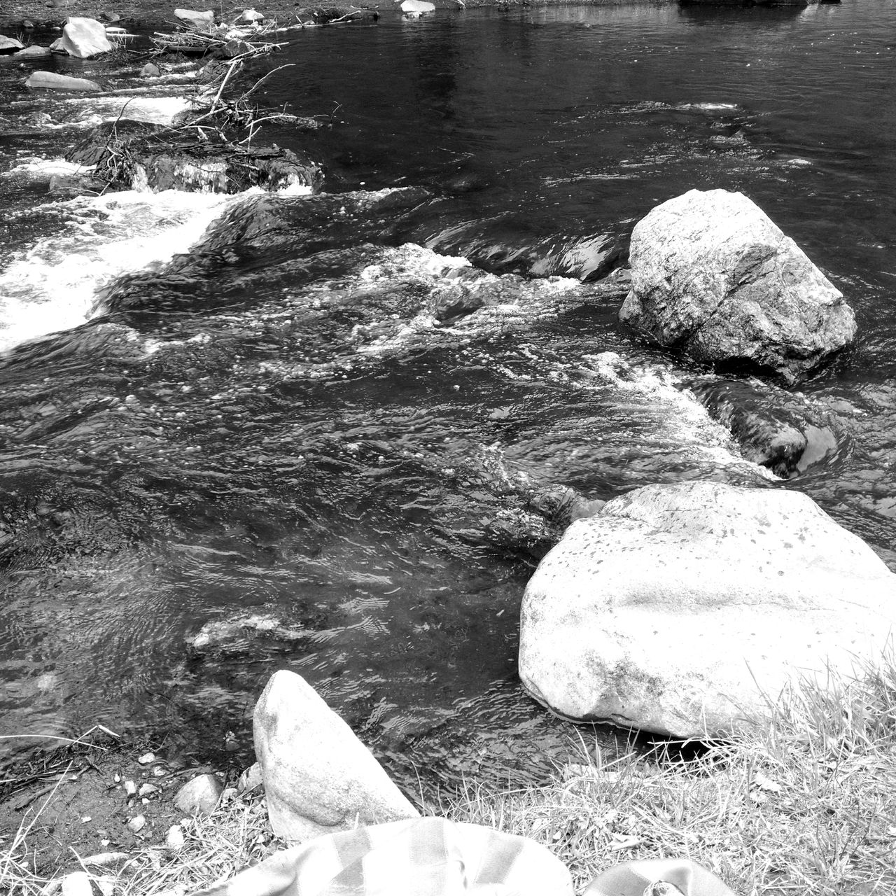 Black And White Ripples In The Water Riverside Black & White Fineart_photobw Countryside Colorado Photography River Collection Riverside Photography Blackandwhite Blackandwhite Photography Sand Shore Beauty In Nature Close-up Country Life Rippled Rippled Water Ripples Fine Art Photography Water Water_collection Freshness Scenics