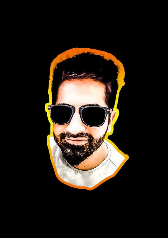 My Ben Digital Painting Digital Photoshop Edit Portrait Followme Follow4follow Ofis521 Sunglasses One Man Only Only Men Studio Shot Adults Only One Person Black Background Adult Front View People Men Headshot Real People Macho Human Body Part