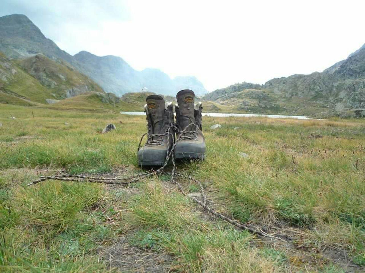 Mountain Shoes Pyrenees No Edit/no Filter Moi Mes Souliers Randonnée Trekking