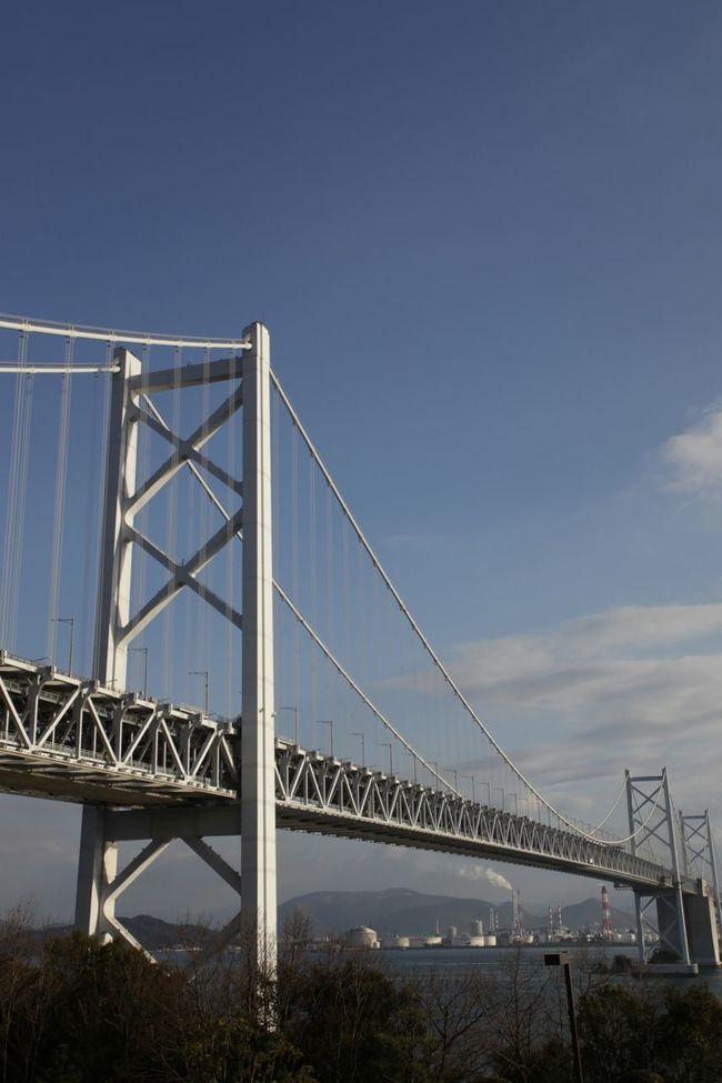 巨大建造物♪(*^^)/ Taking Photos Enjoying Life Japanese Style Travel 旅行 瀬戸大橋 橋 Bridges