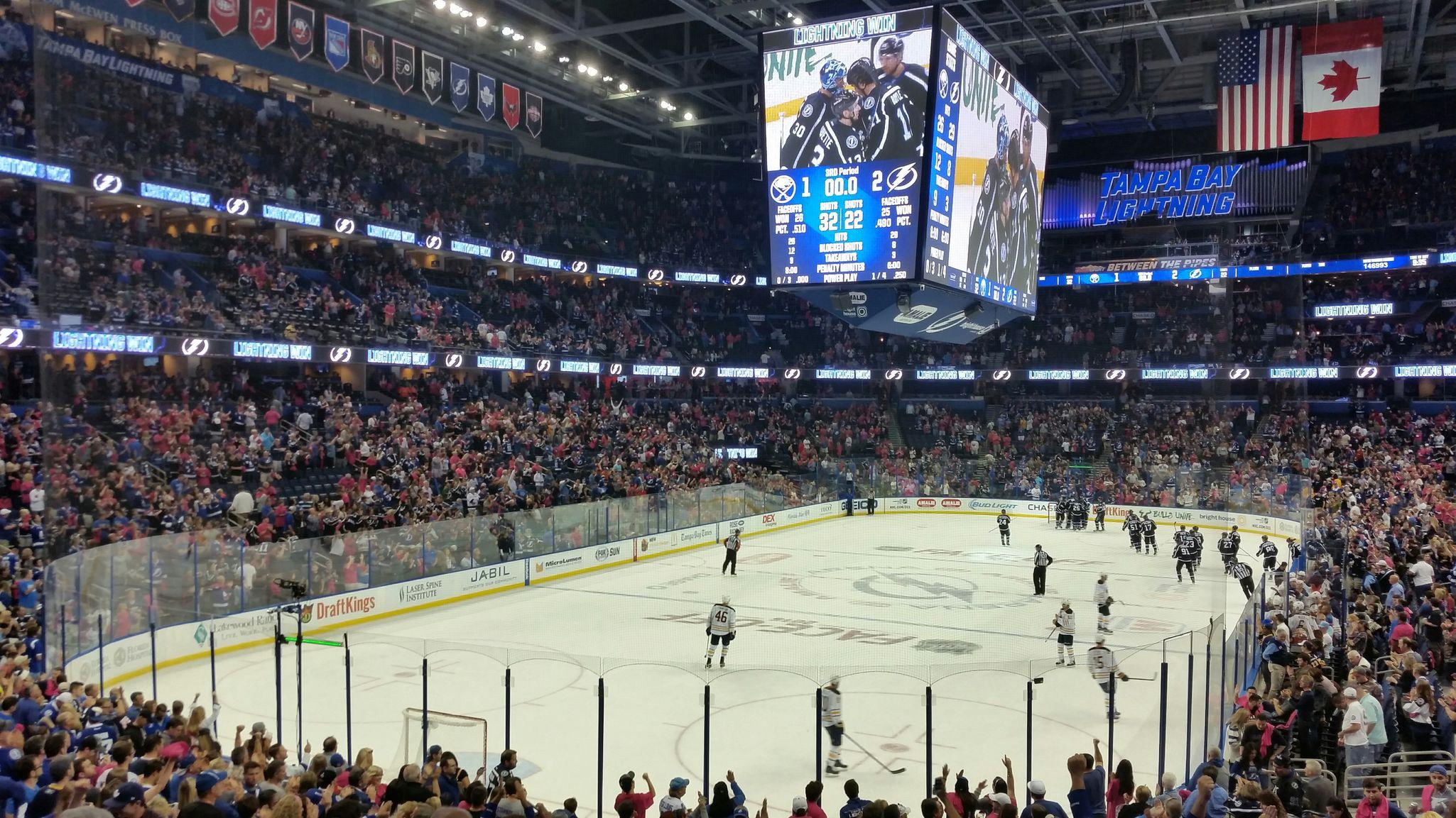 Tampa Bay Lightning Hockey Winner Unfiltered