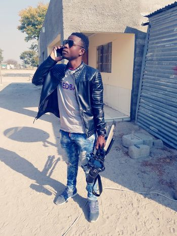 Toady will be Filming In Omuthiya One Man Only Behind The Camera