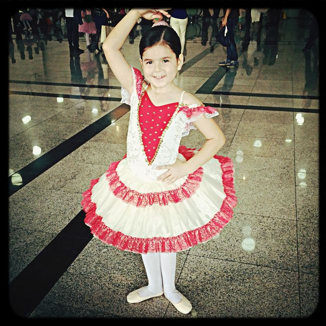 Performance Ballerina