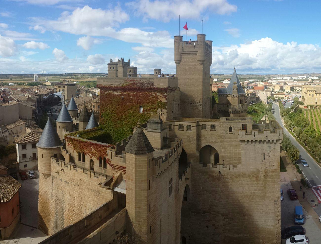 Castle Castillo Castell