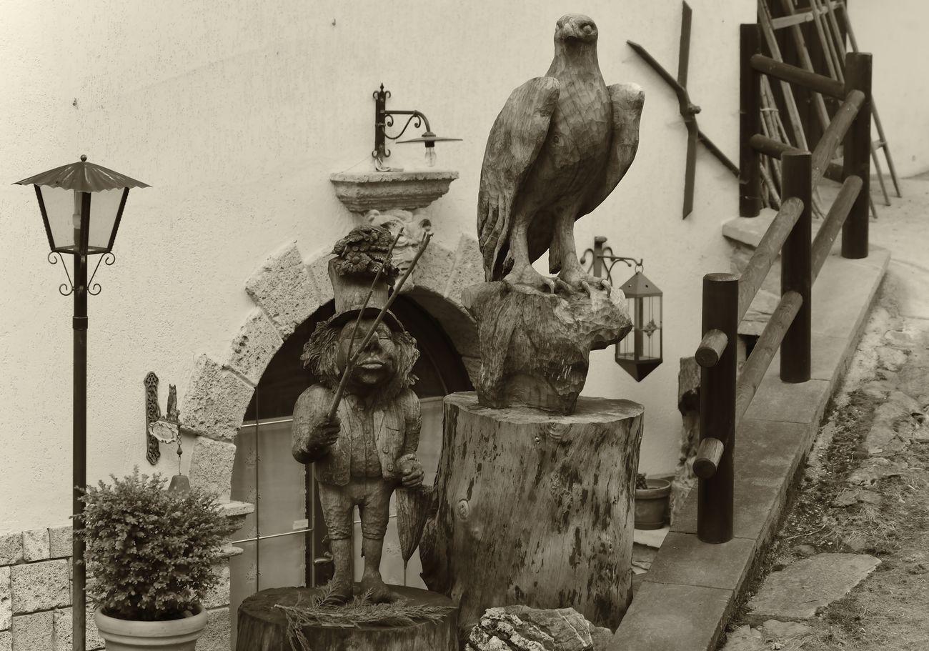 Arte Lignea Friuli Venezia Giulia Magia Del Legno Sculptures Sepia Sepia_collection Sutrio Udine