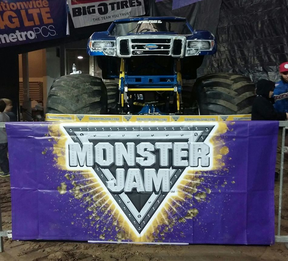 Check This Out monster jam 2015