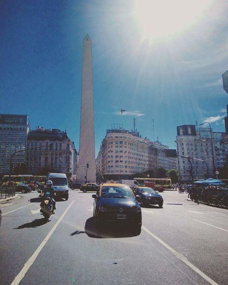 Obelisco, Buenos Aires 🌆