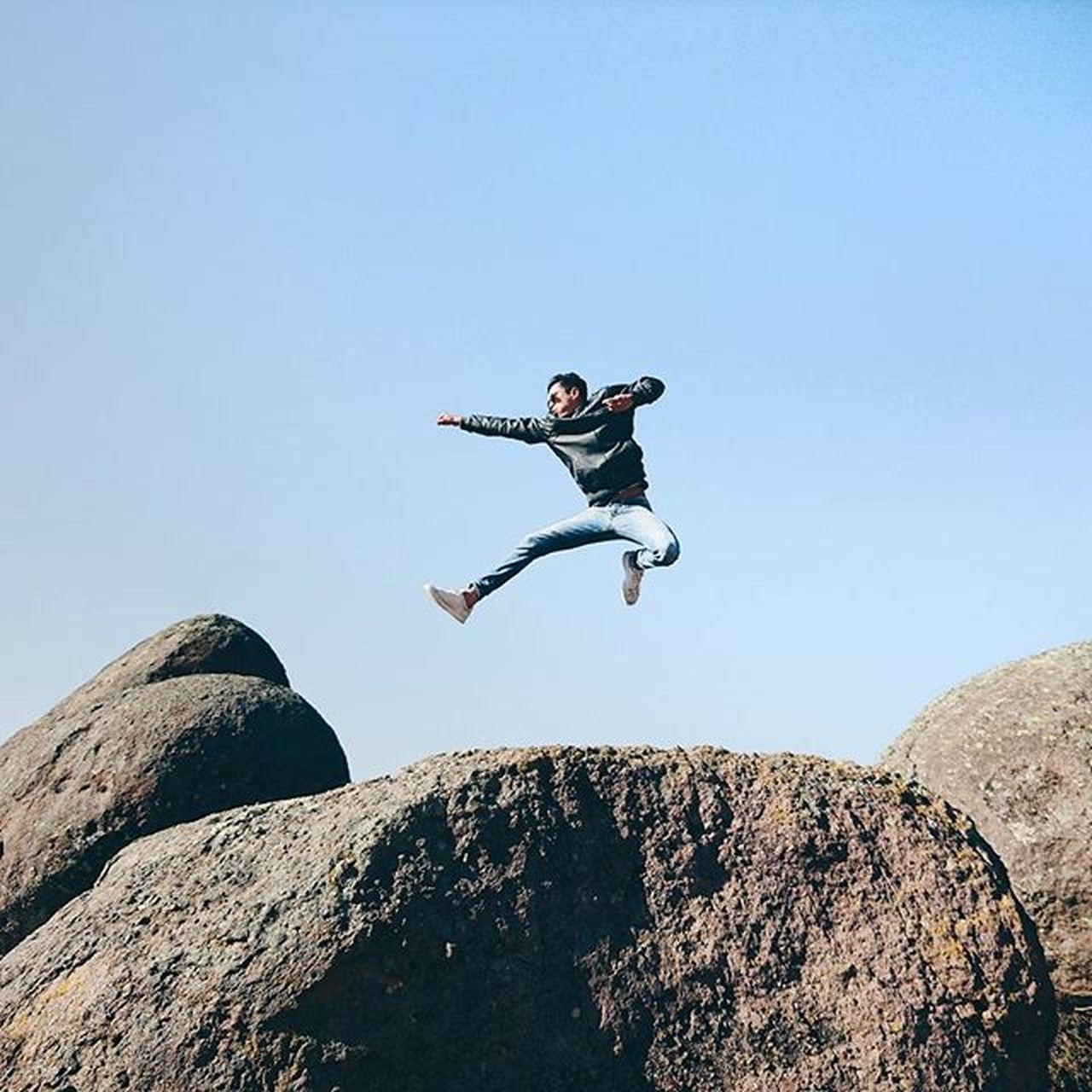 Puedo superar cualquier obstáculo | XperiaZ5 InstanteXperia XperiaGDL