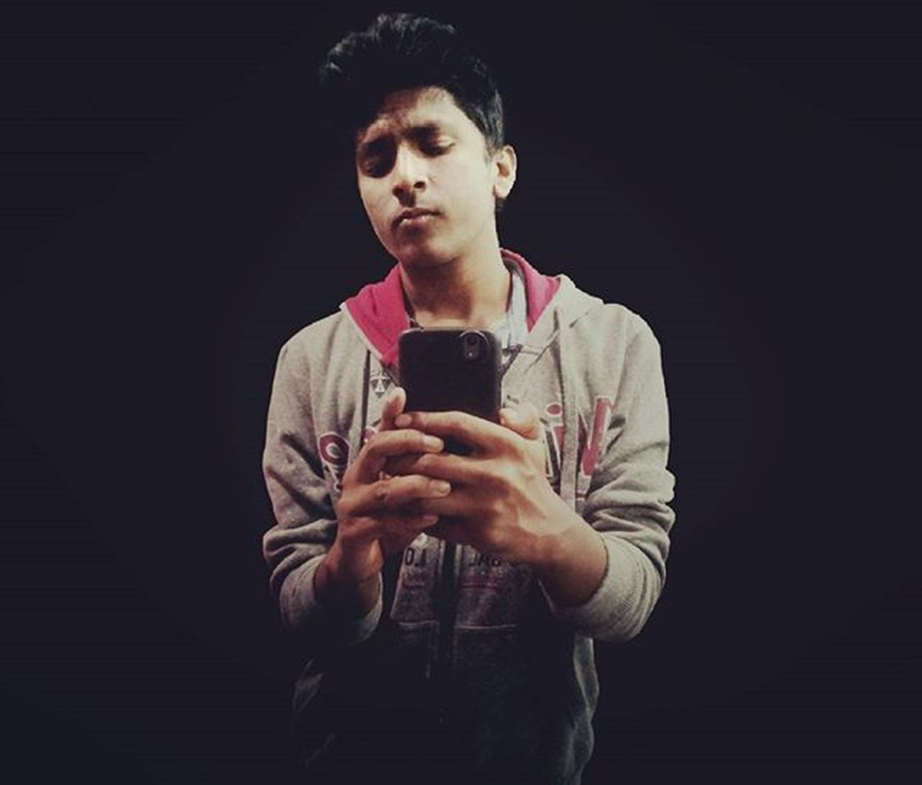 Me Selfie Mirror Winter Bestone Picoftheday Instaedit Instagram Filter Instacool Black Fade Jacket Doubletap Like4like Like4follow Instalikes Awesome Swag Picsart