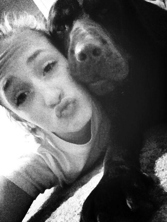 My Puppy Dog(: