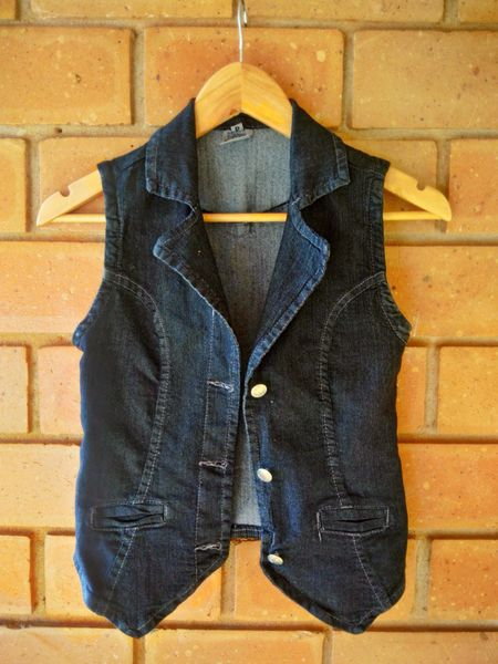 EyeEm Selects No People Close-up Jeans Jeanslover Jeans Clothing JeansWear Fashion Photography Colete ColeteJeans Vest