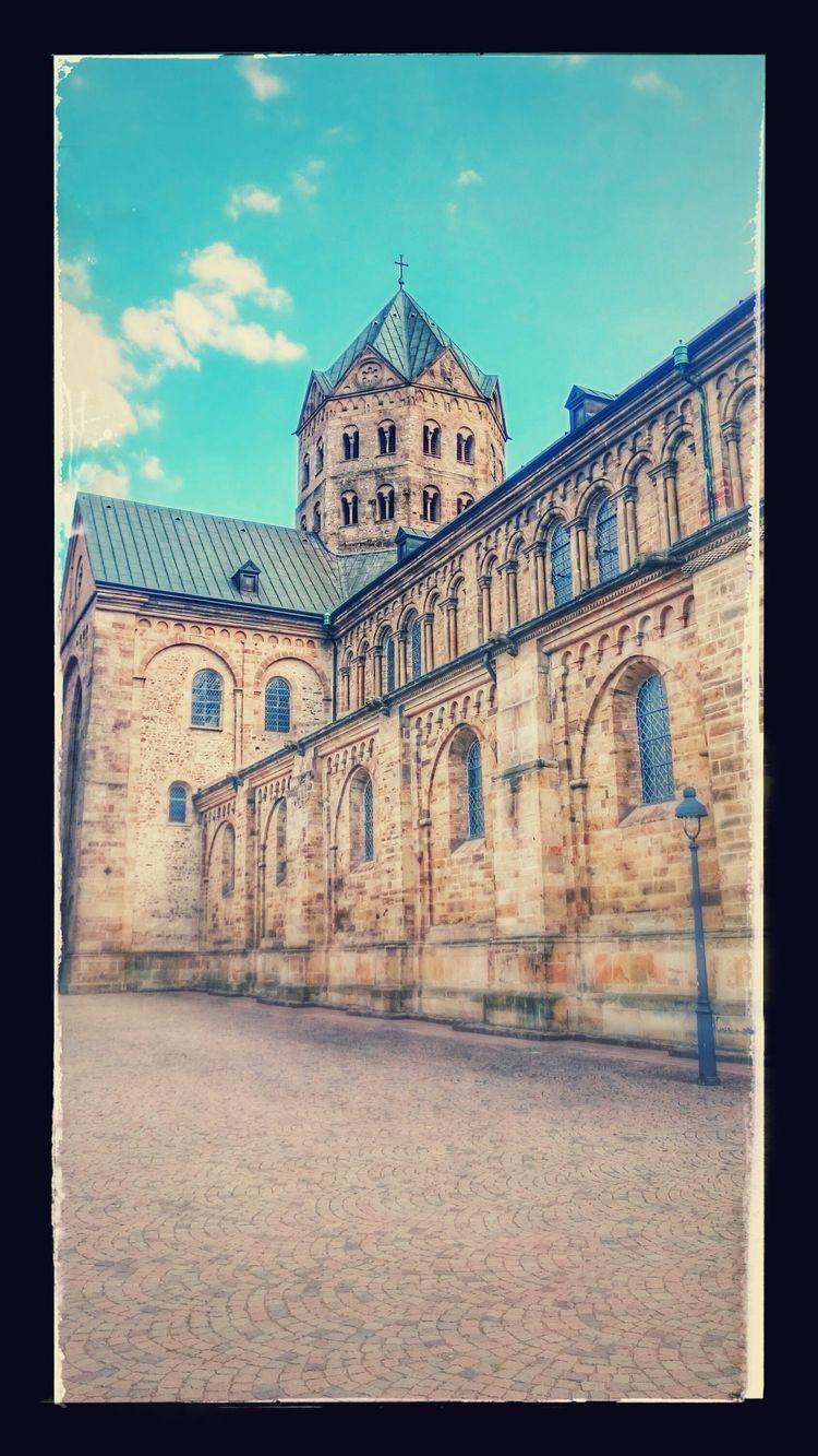 Altstadt Osnabrück Church Historical Building My Smartphone Life The Architect - 2016 EyeEm Awards
