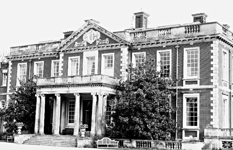 Stansted House Building Exterior Architecture Tree Built Structure City No People History Travel Destinations Outdoors Day Old Buildings Grade Two Listed Outdoor Photography Countryside Grounds