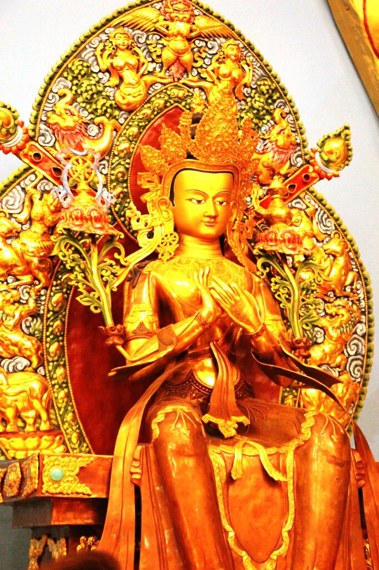 Buddhism Traveling Kalmykia Buddhism In Russia