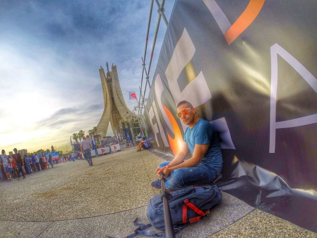 Fisedz Fise Algeria Selfie