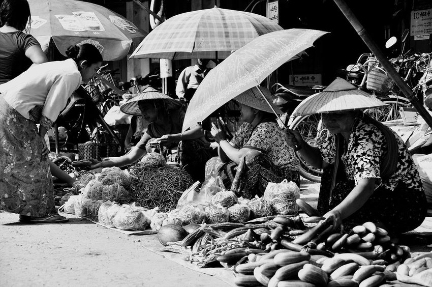 EyeEm Selects Myanmar Oksk Photopackers Inle Lake Nyaungshwe Mingalarmarket