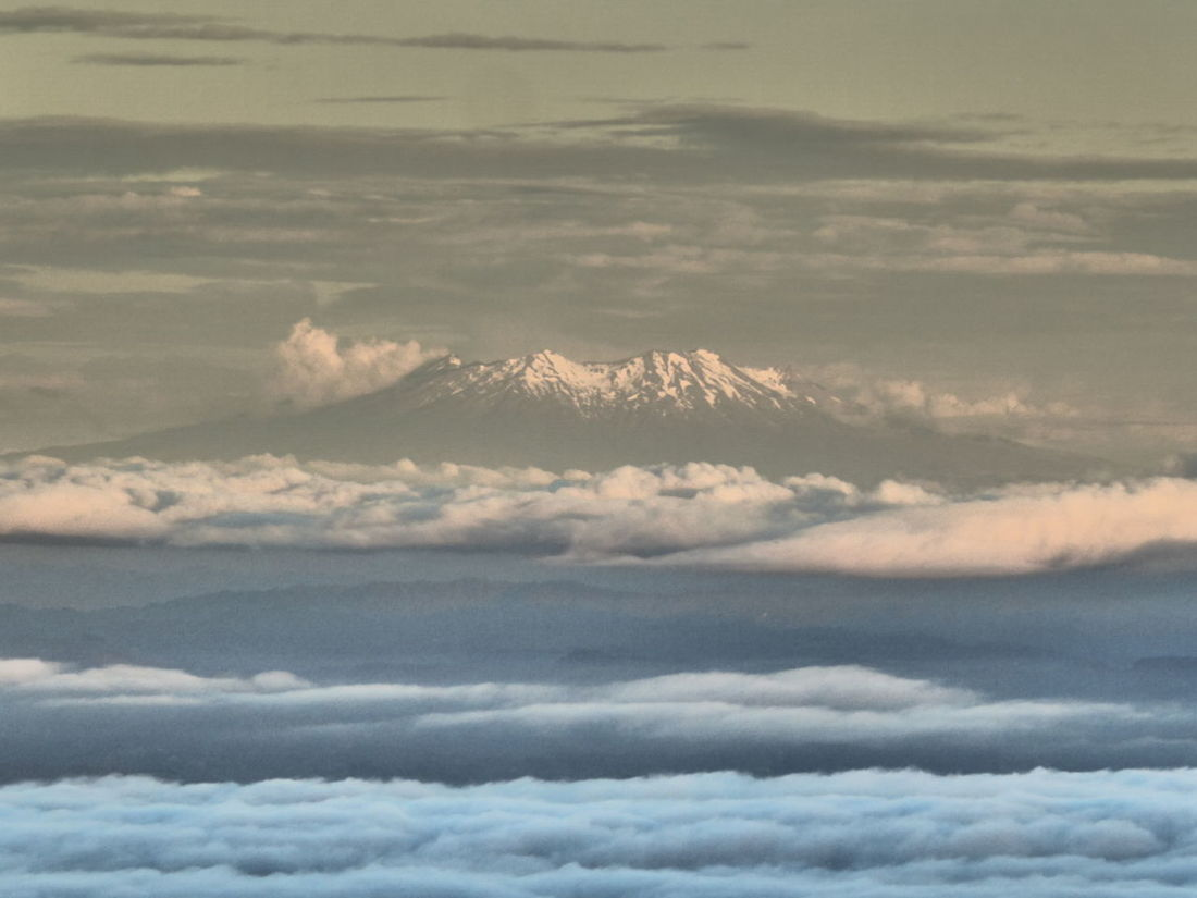 Beauty In Nature Cloud - Sky Cloudscape Day Heaven Majestic Nature New Zealand No People Outdoors Ruapehu Scenics Sky Tranquil Scene Tranquility Vulcano
