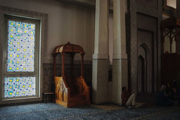 Architecture Day Indoors  Islamic Architecture Islamic Design Mosaic Mosaic Art Mosaic Tiles Mosque No People