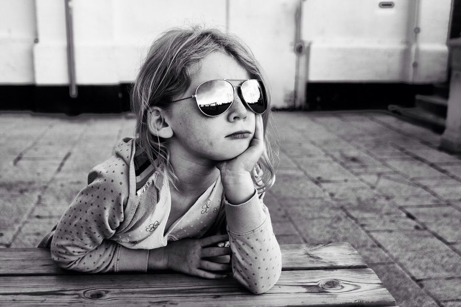 Beautiful stock photos of kinder, 6-7 Years, Aspirations, Bench, Contemplation