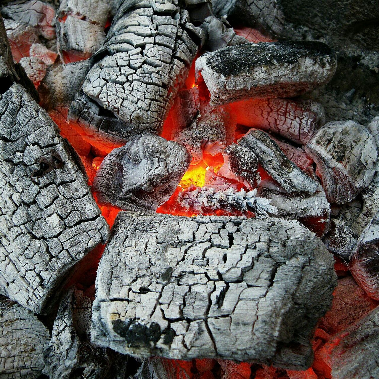 Beautiful stock photos of fireplace, Backgrounds, Burning, Coal, Directly Above