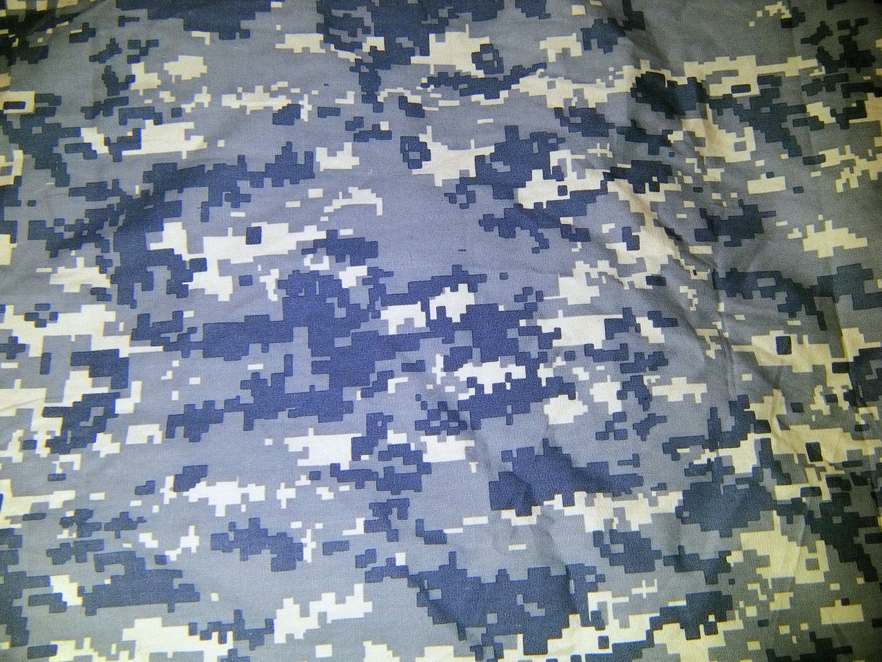 Pattern Pieces Camo Camouflage Blending In  Drab Patterns & Textures Military Surplus Fashion
