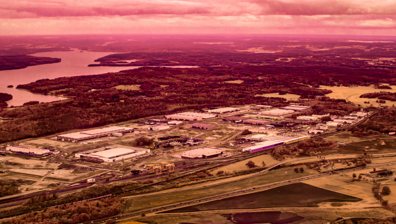 Stockholm Arlanda Approach [FS] Aerial Aerial Photography Aerial Shot Aerial View Airplane Landing Approach Arlanda Arlanda Airport ARN Clouds And Sky Fine Art Photography Flight Flying From An Airplane Window Full Spectrum Photography Horizon Landing Plane Stockholm Travel Travel Photography Travelling View From An Airplane I ♥ Photography EyeEm Best Shots