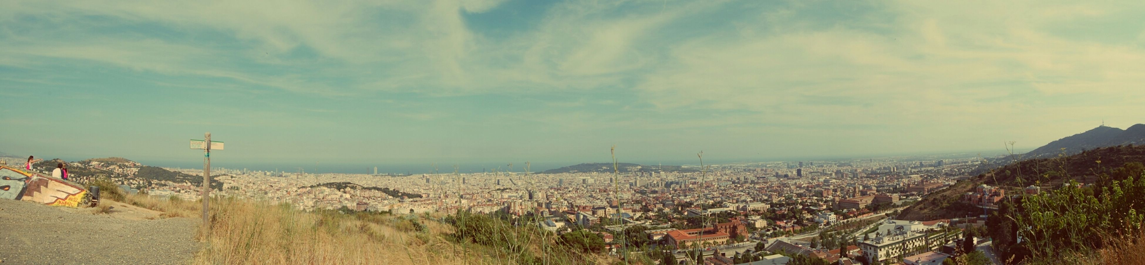 Panorama Don't Be Square Barcelona Bcn