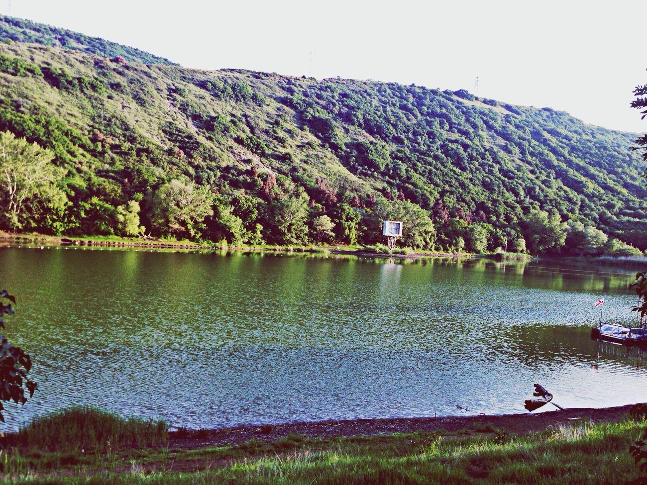 Turtle Lake  Tbilisi Georgia Nature