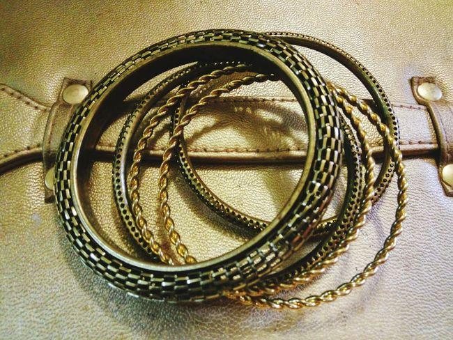 Bangles AccessoriesJunkie Accesories Gold Classic
