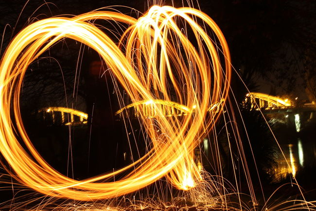 Steelwool Steelwoolphotography Nightphotography Night Photography Long Exposure 43 Golden Moments