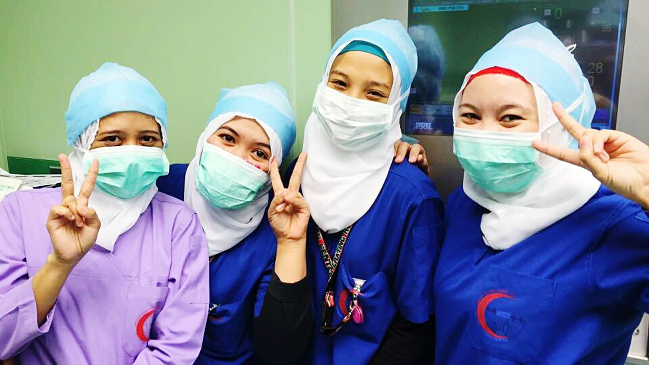 On duty ORcardiac My Work Work And Fun